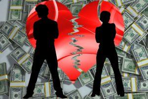 Divorce finances